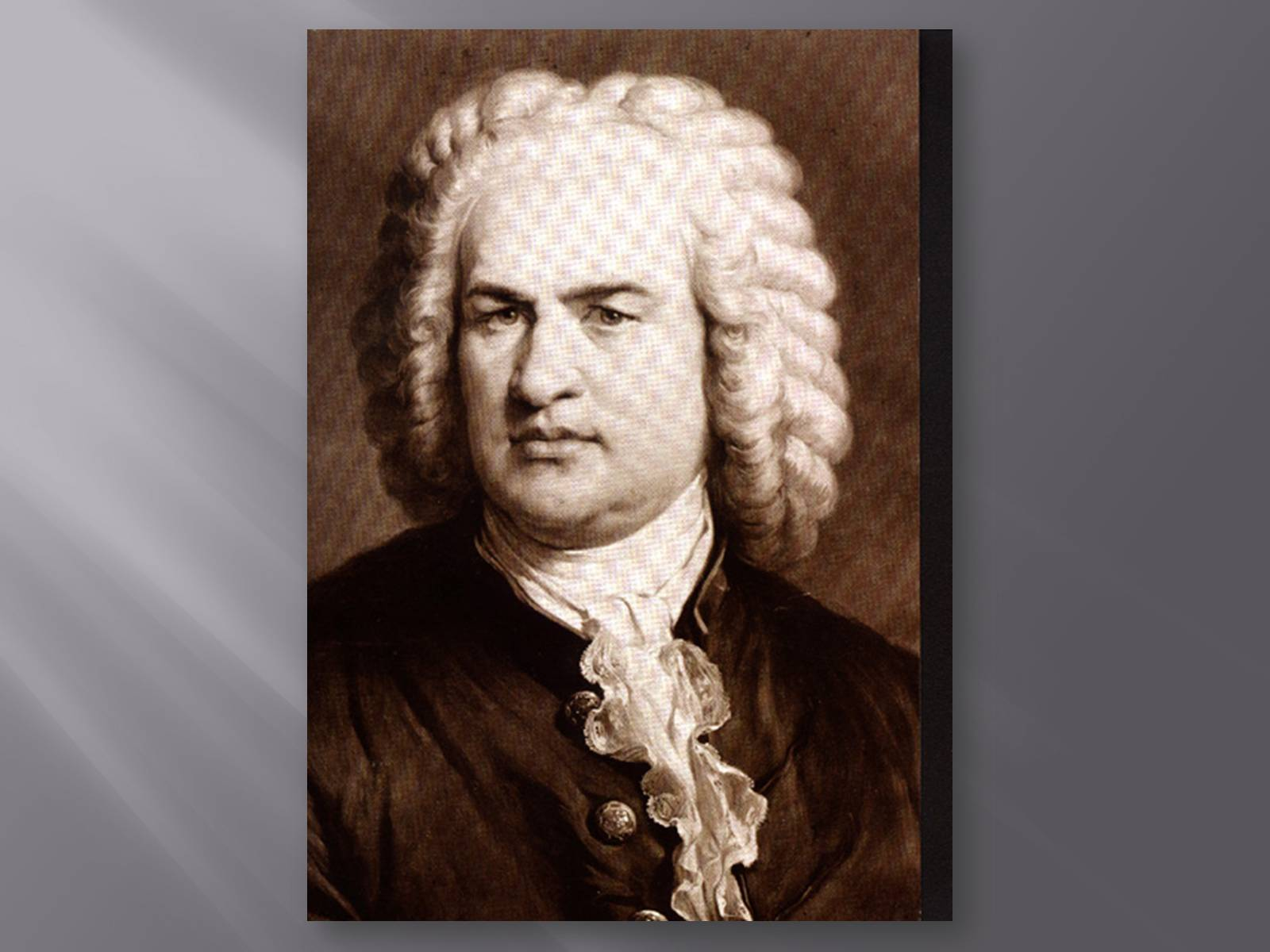 biography on johann sebastian bach essay On january 24, 1722 bach's sister maria, together with one of the lämmerhirts, challenged the will, saying that bach and his brothers johann jacob bach (in sweden) and johann christoph bach (at ohrdruf) agreed with them (johann christoph bach had died in 1721.