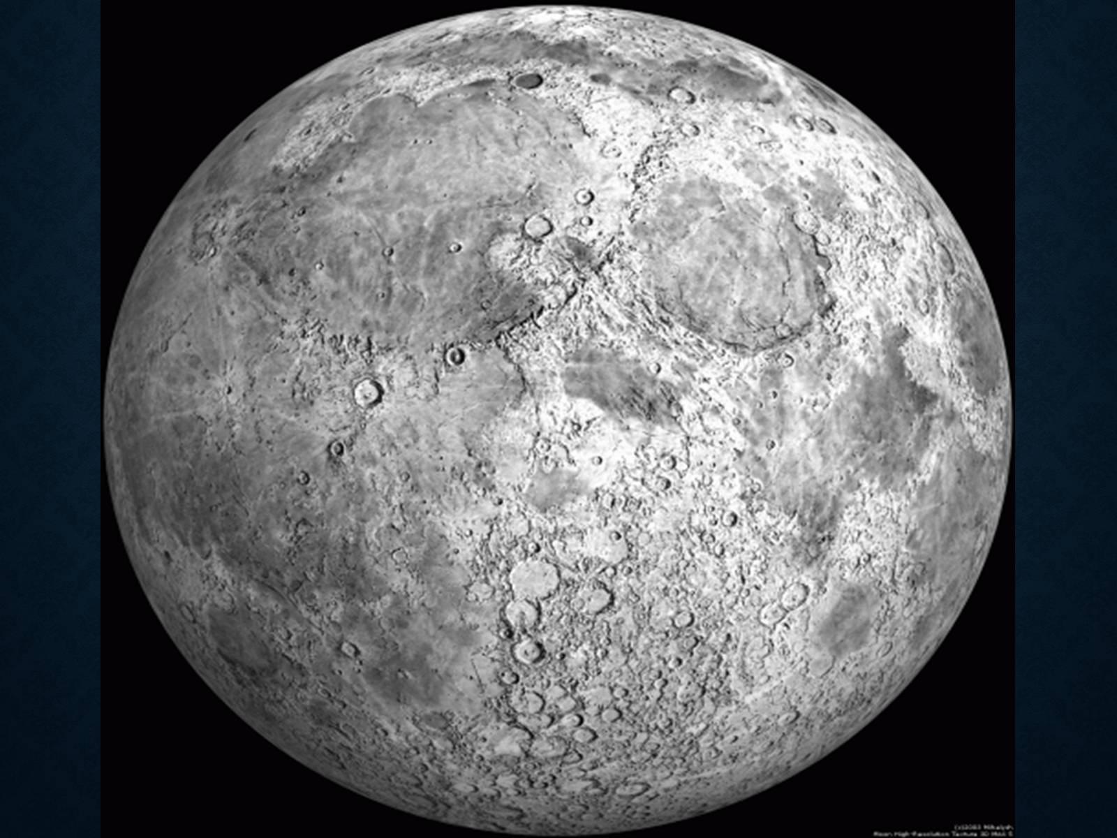 Как сделать хорошуюграфию луны