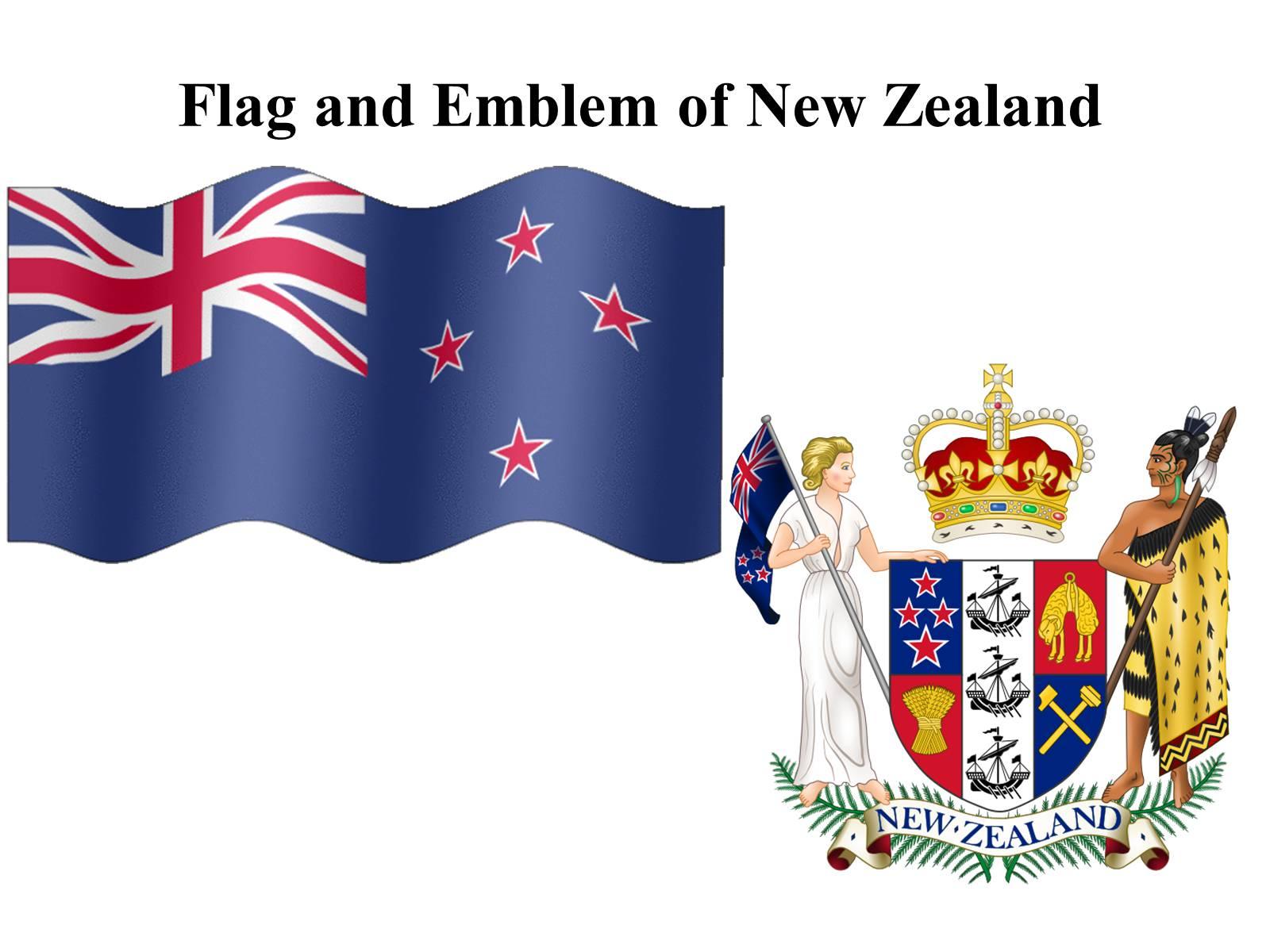 описание герб новой зеландии фото перца требуется, если