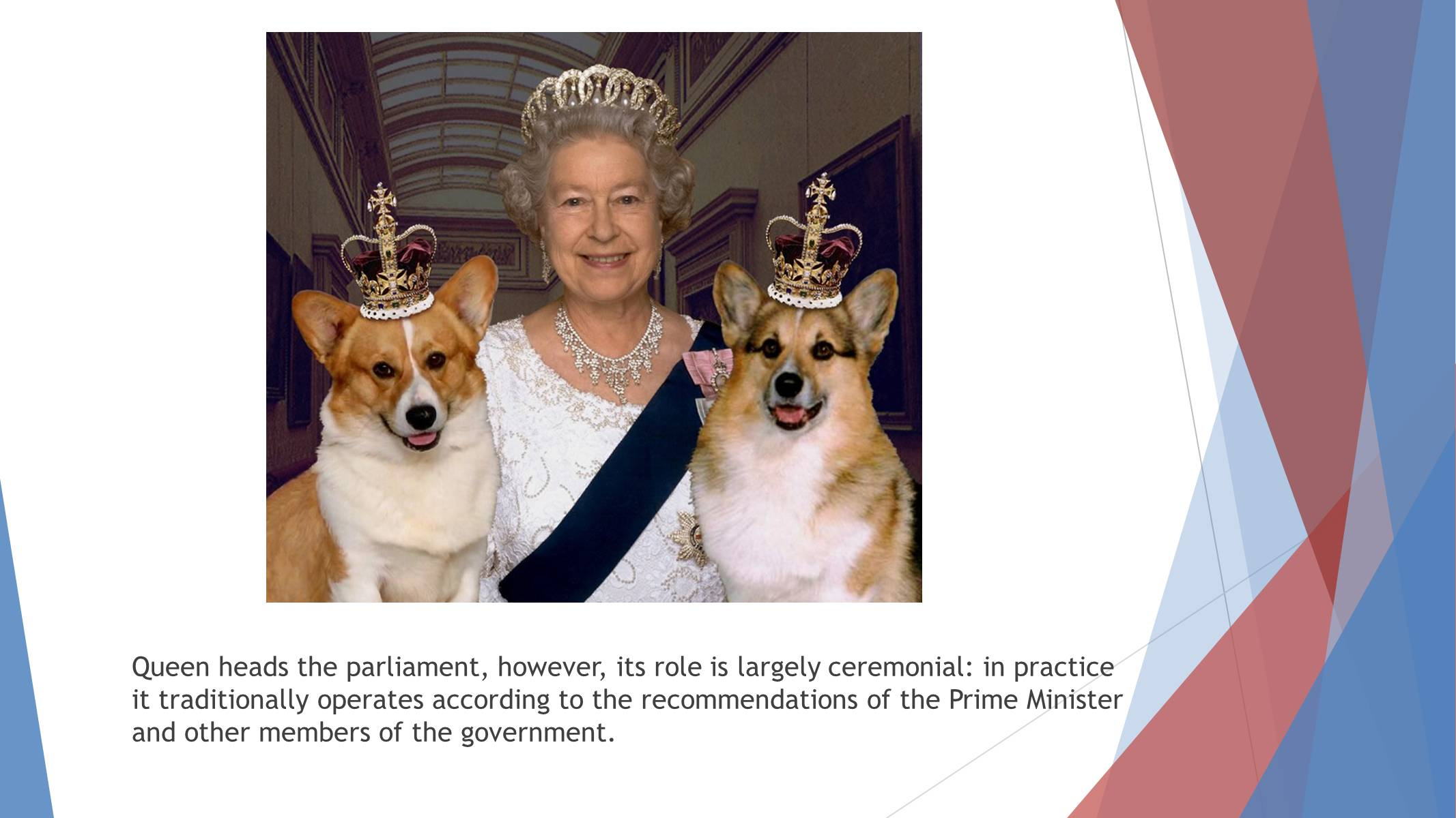 Презентація на тему «Parliament of the United Kingdom of Great Britain and Northern Ireland» - Слайд #7