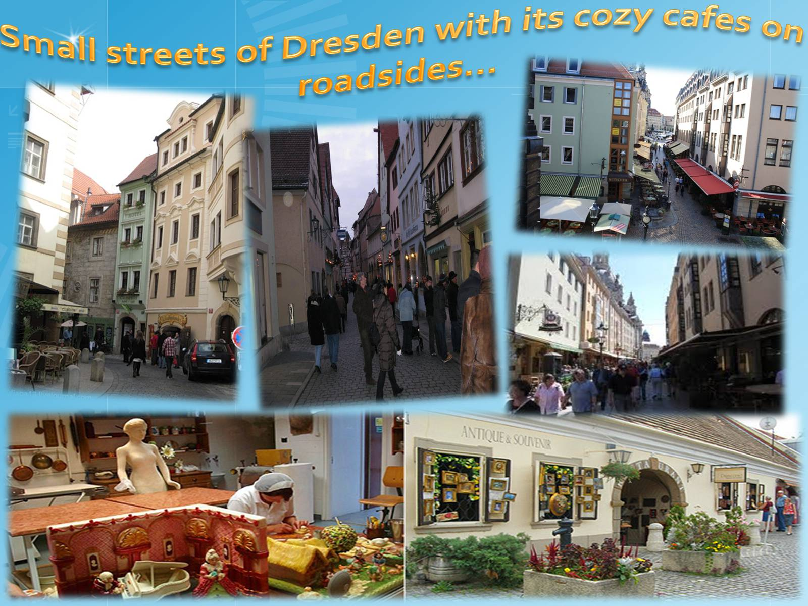 Презентація на тему «Dresden – one of the most beautiful towns in the world…» - Слайд #8
