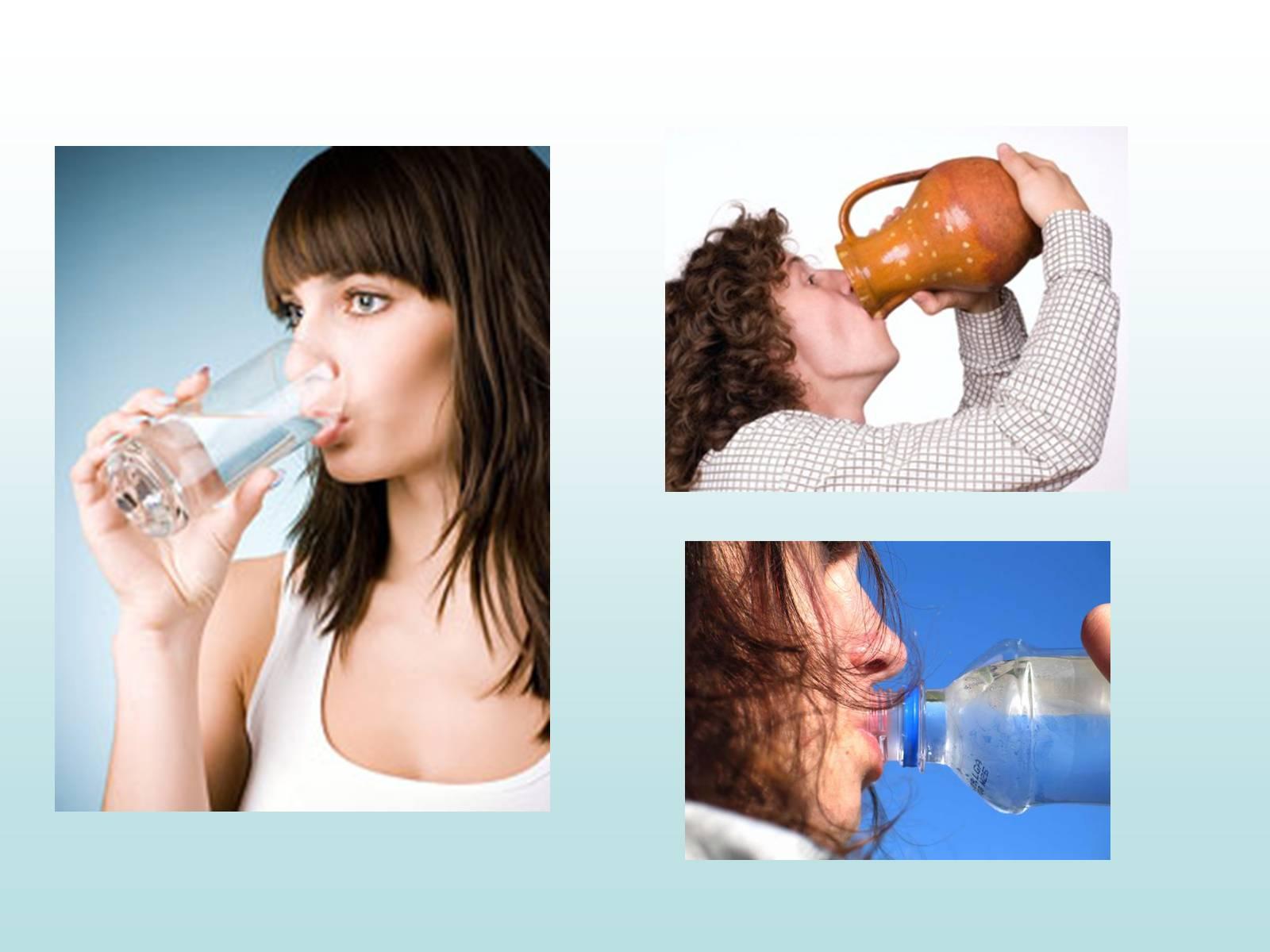 Не сахарный диабет большая жажда