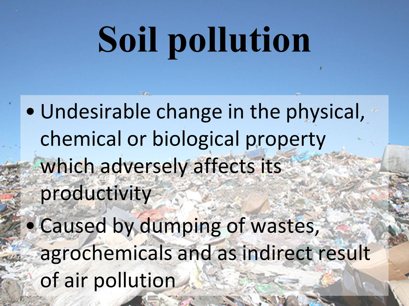 air and water pollution 3