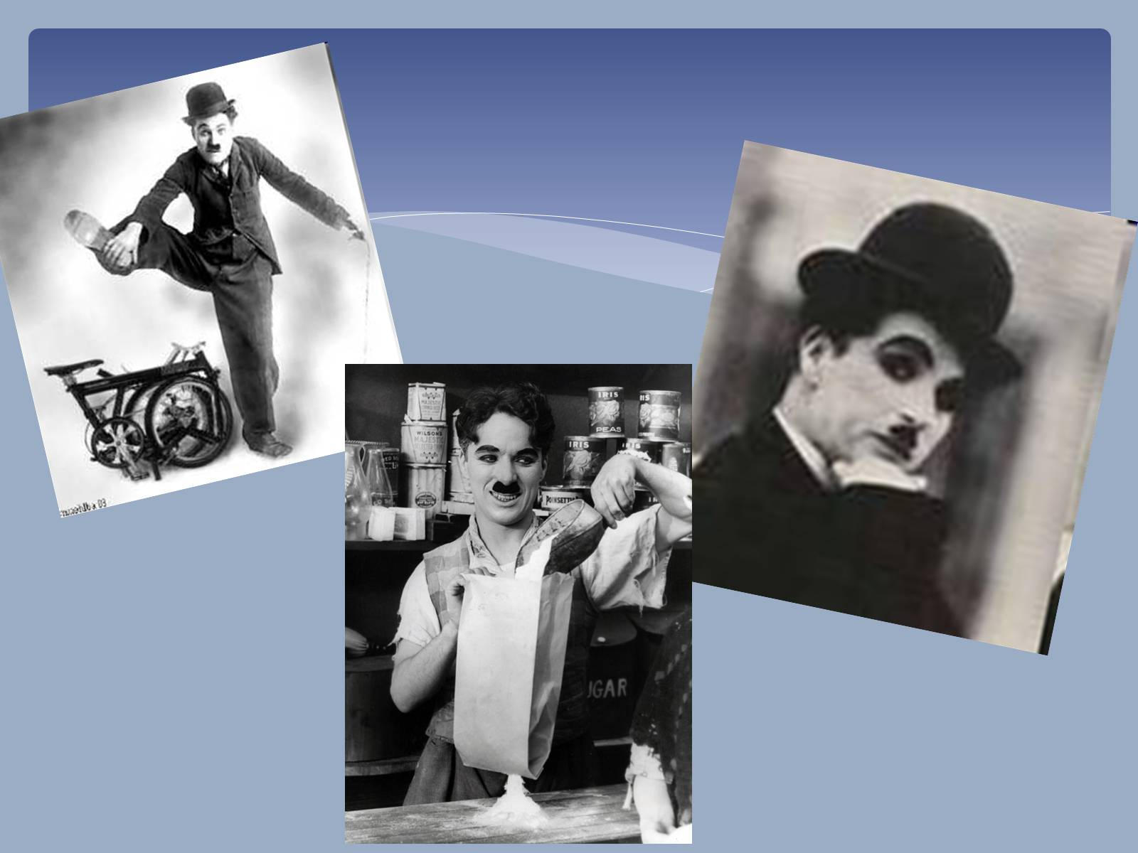 a biography of charles spencer chaplin the english entertainer Charlie chaplin:pgb on april 16, 1889, one of the world's greatest contributors to the motion picture industry was borncharles spencer chaplin was born to a poor english couple by the names of charles chaplin (sr) and hannah hill in the city of london.