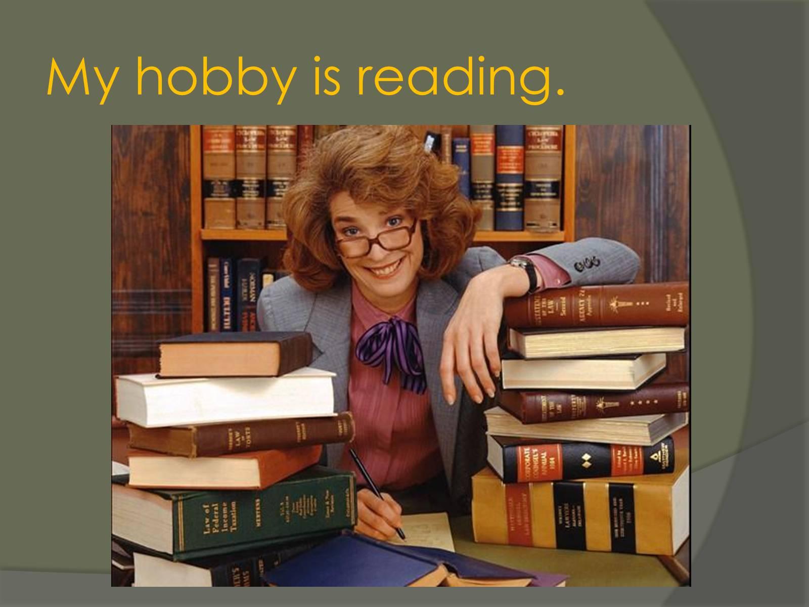 reading as hobby essays