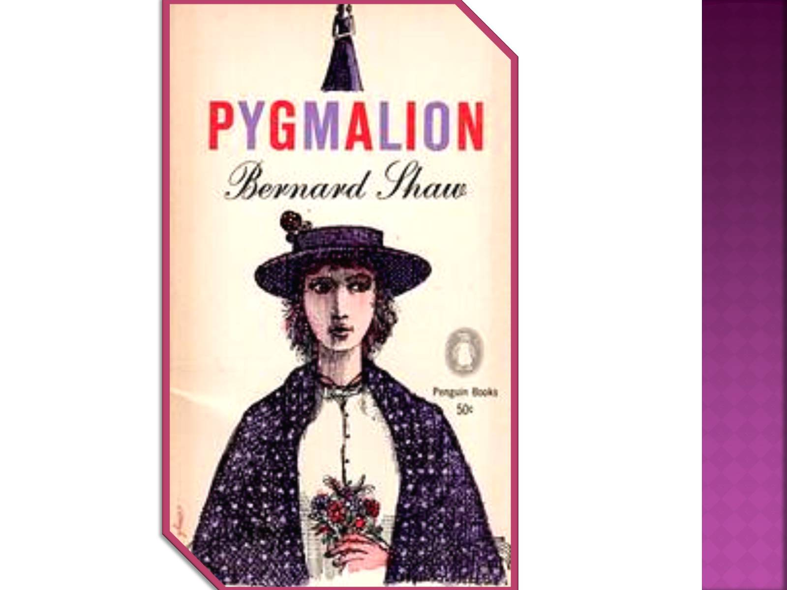 an analysis of the character of professor higgins in pygmalion by george bernard shaw Pygmalion by george bernard shaw 80,304 ratings, 390 average rating, 1,930 reviews i shall always be a flower girl to professor higgins, because he always treats me as a flower girl, and always will but i know i can mr higgins: youre tempting the girl it's not right she should think of the future.