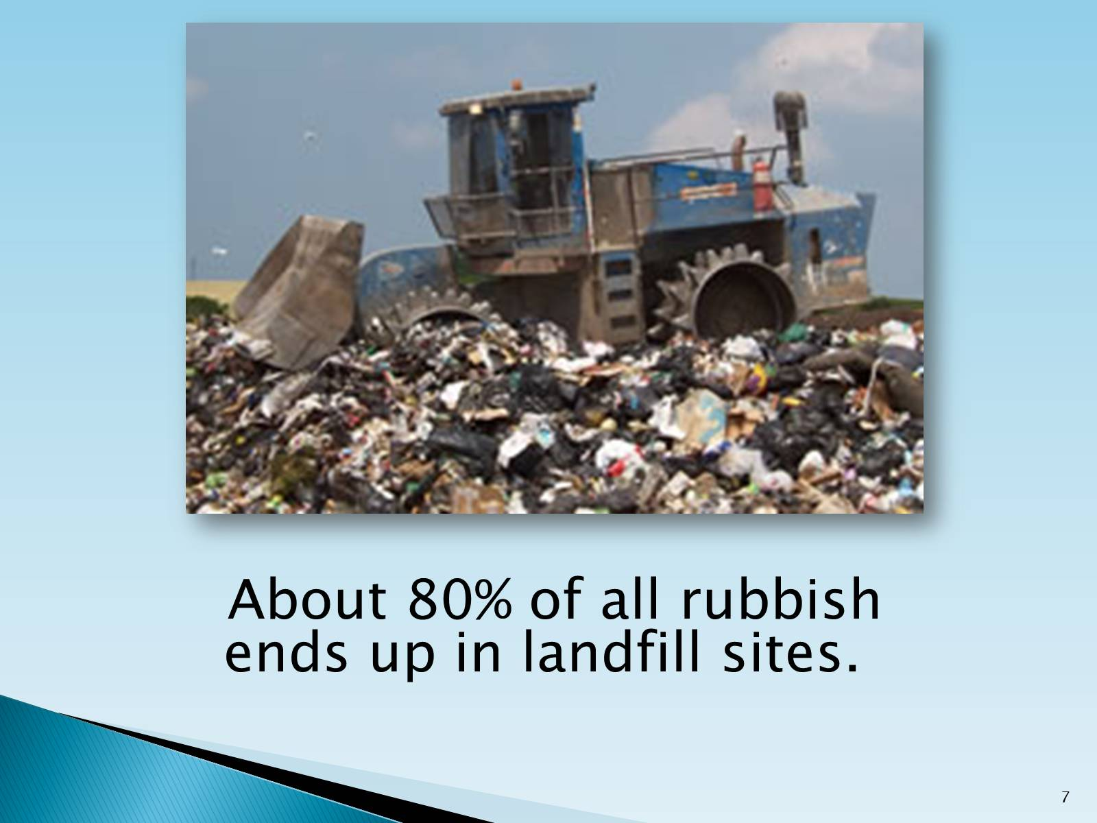 outline the argument that rubbish is Welcome to the class blog of com 315 this course adderssses the specific challenges involved in communicating complex, technical information to both lay and experienced audiences.