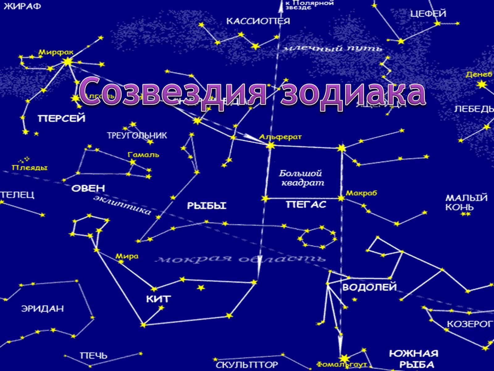 готовую гостиную звездное небо созвездия картинки и названия решения мцд