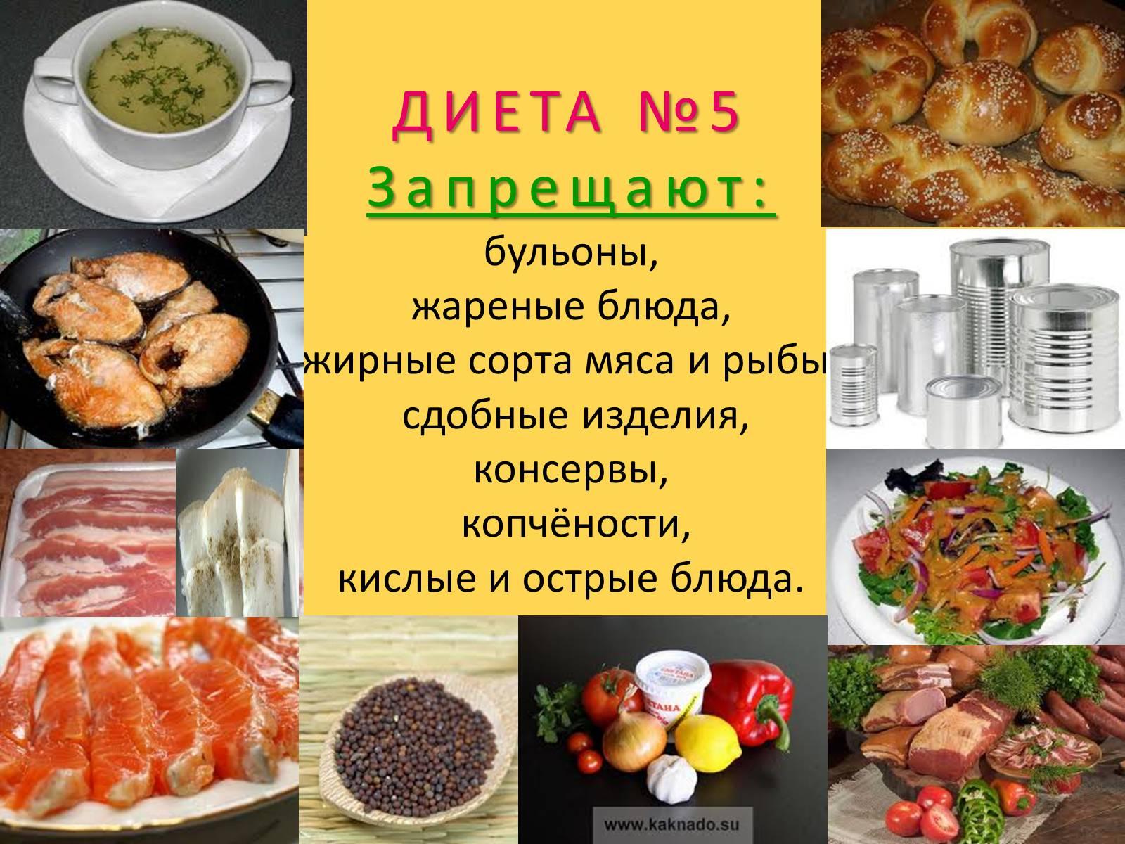 Блюда По Диете Номер 5. Диета стол №5: таблица запрещенных продуктов, 25 самых вкусных рецептов блюд