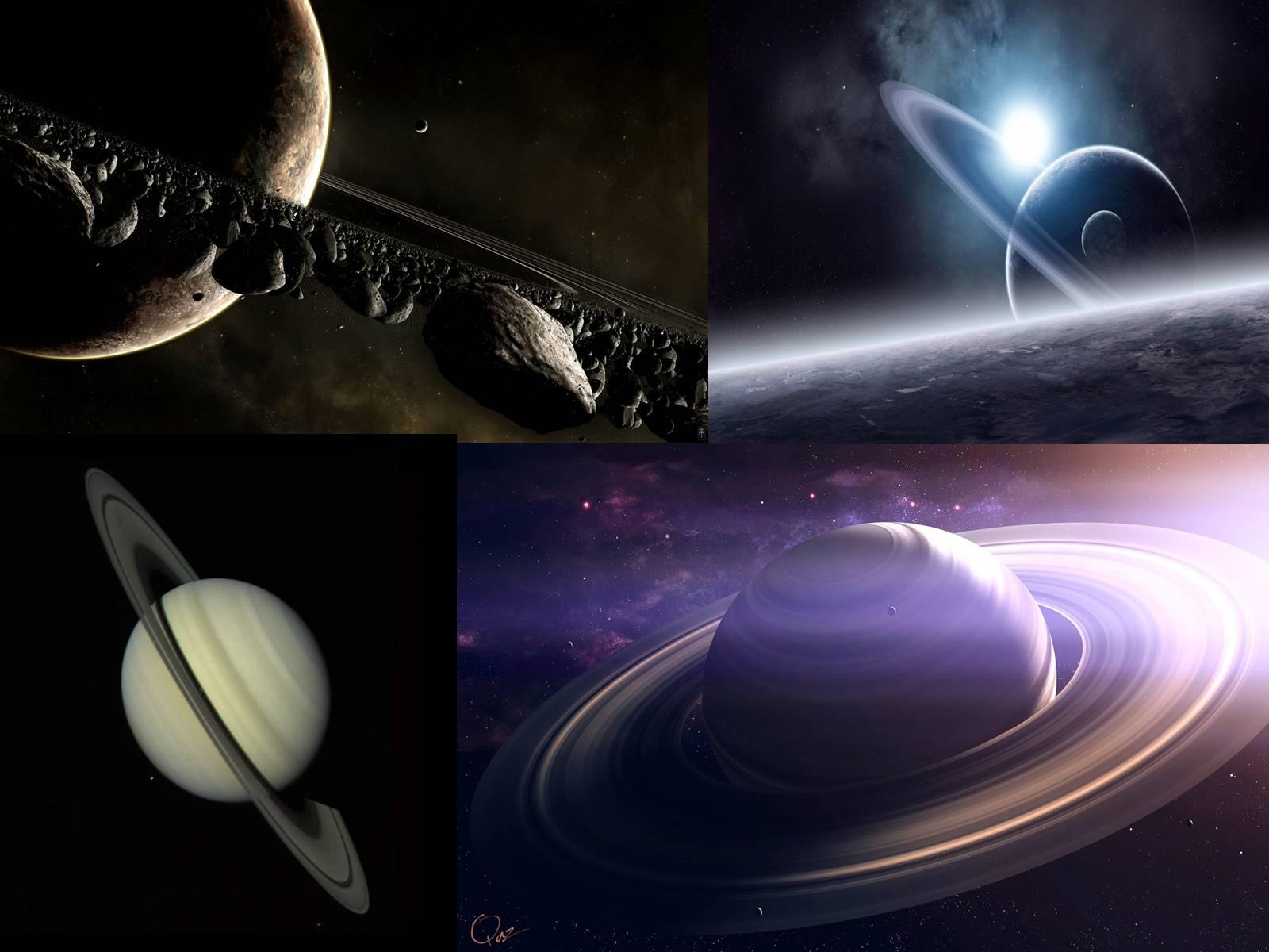 planet saturn information - HD1600×1200