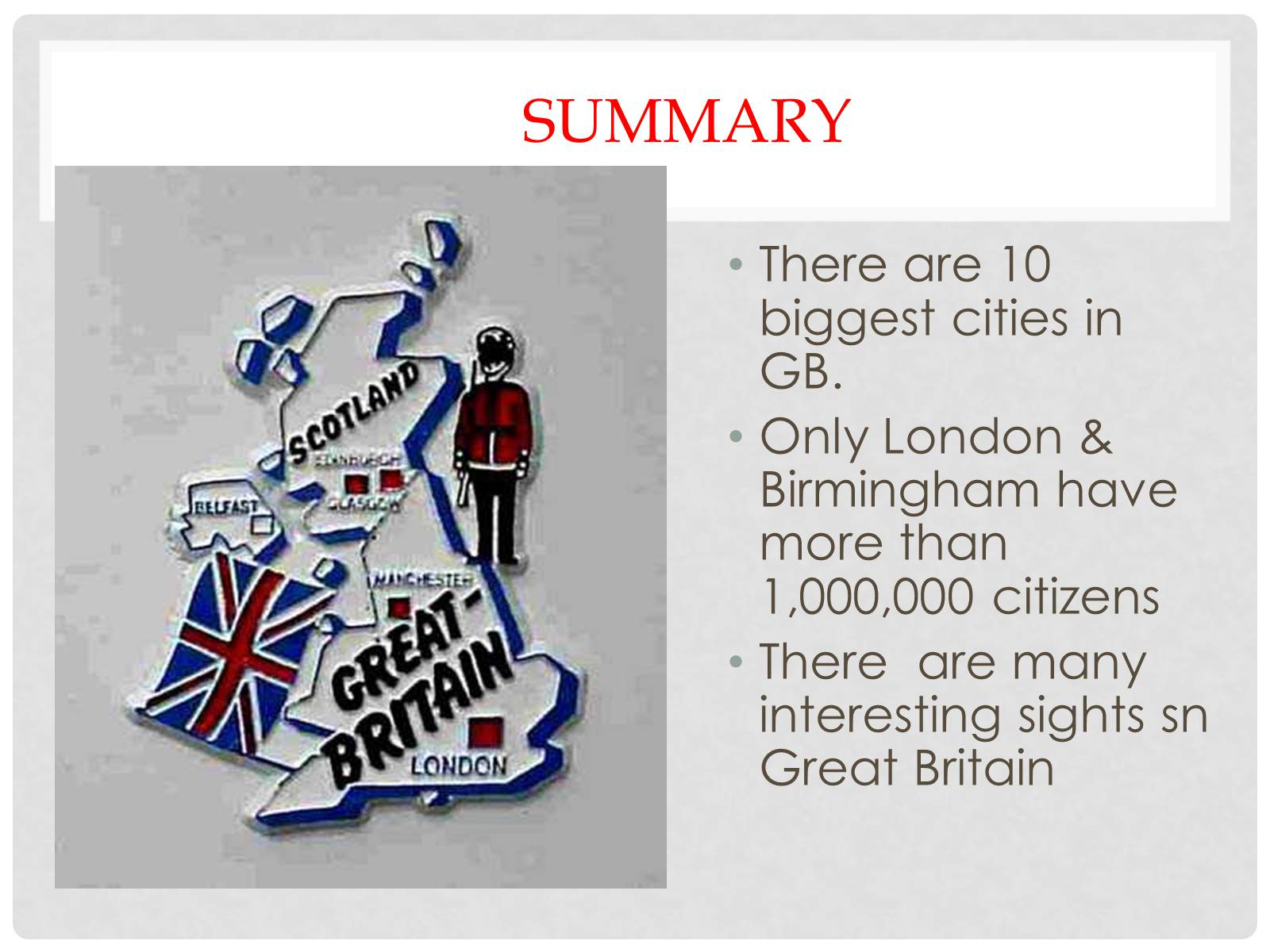 great britain summary About england overview respective of great britain's amazing heritage are the historical monuments and fancy buildings that rise tall in every village.