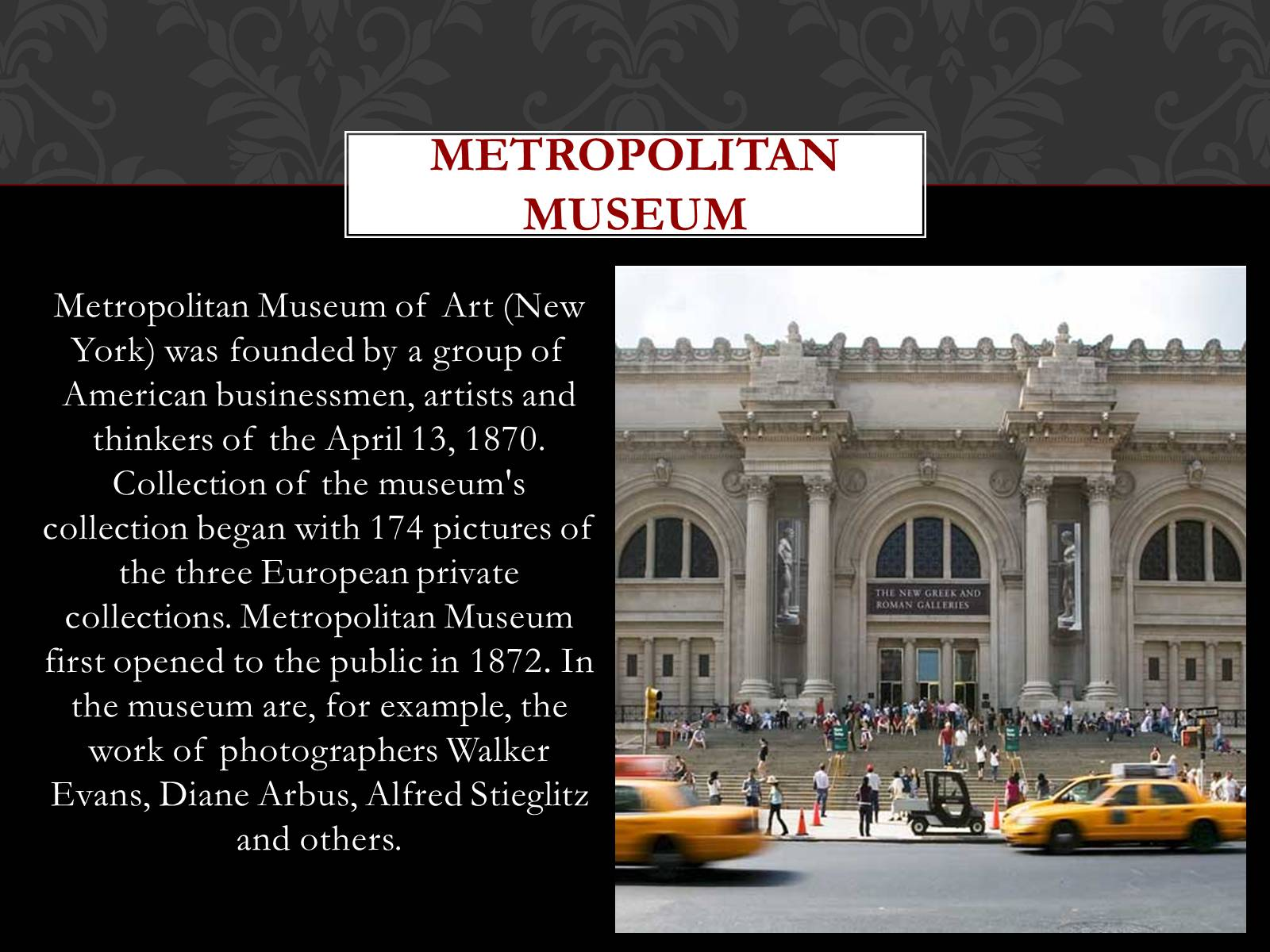 Презентація на тему «The most famous museums in the world» - Слайд #4