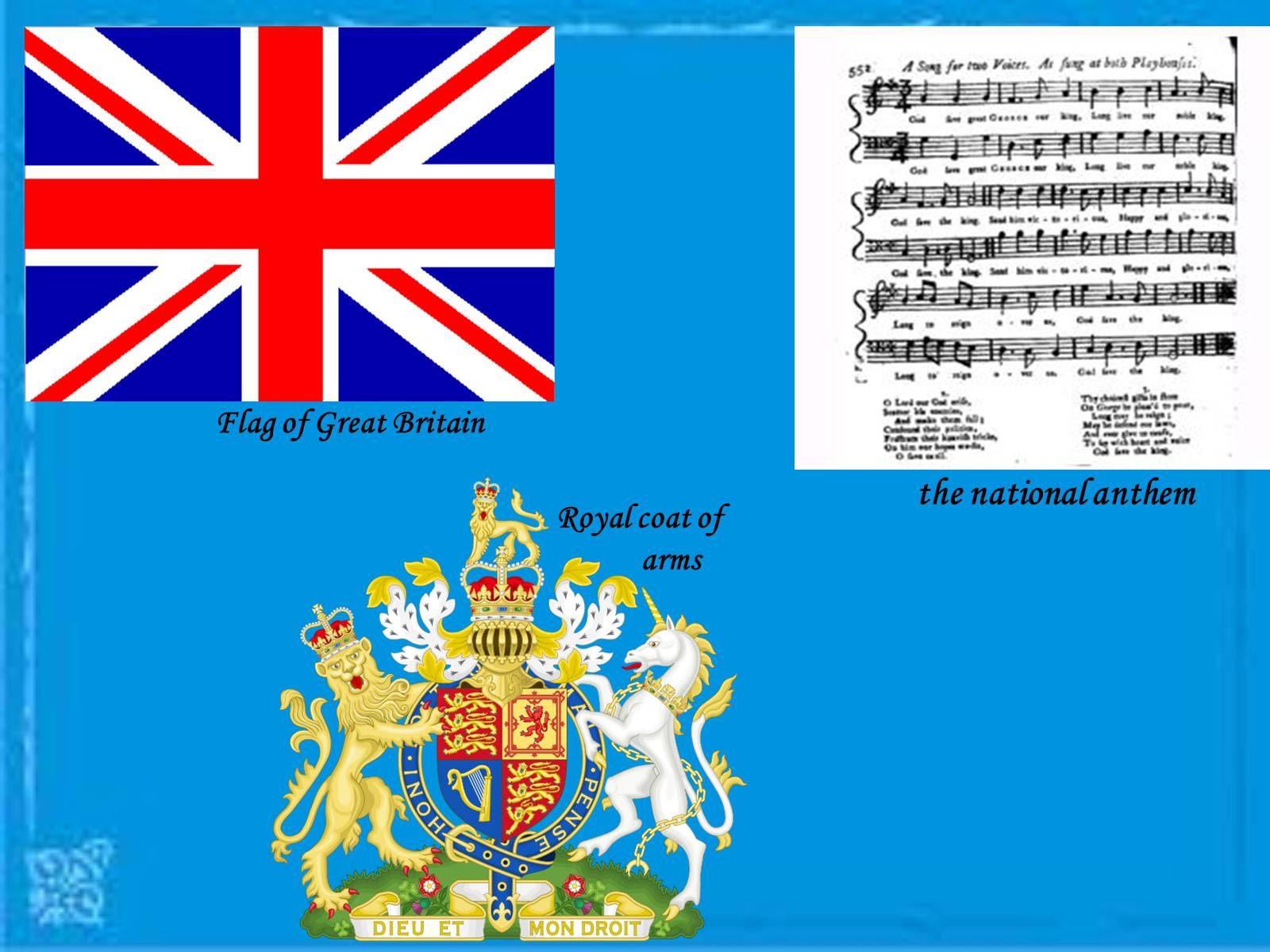 Презентація на тему «The United Kingdom of Great Britain and Northern Ireland» (варіант 2) - Слайд #4