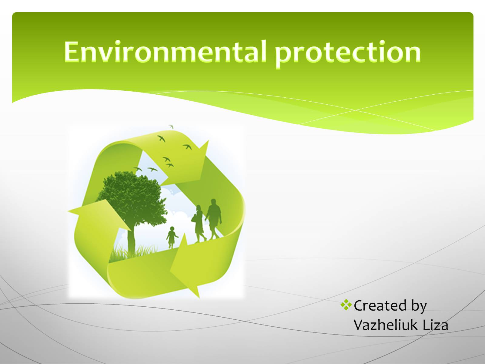 let us protect the environment This essay explores how to protect our environment discussing such problems as an increase of the population global let us write or edit the essay on your.