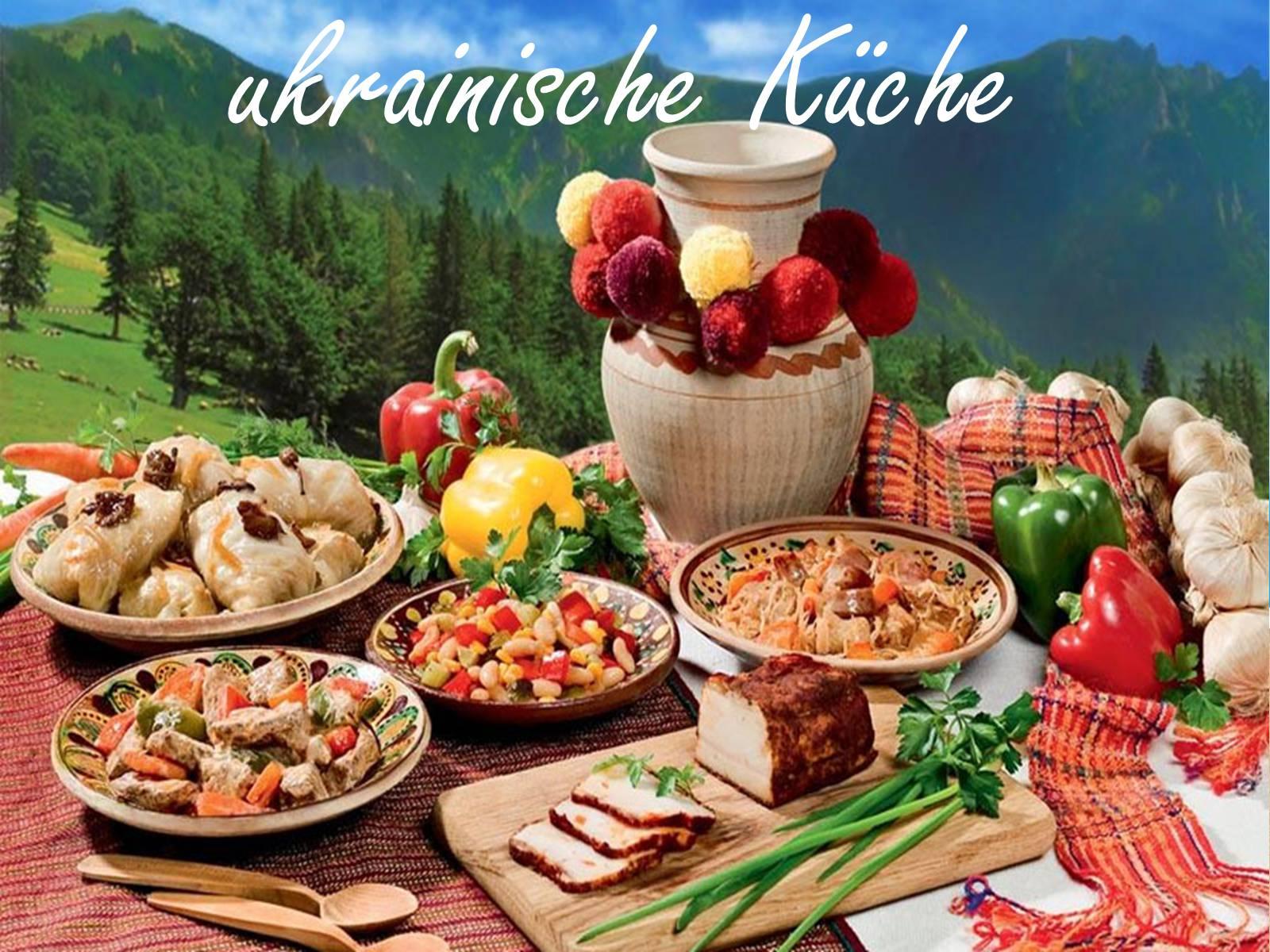 Ukrainische Kuche Berlin