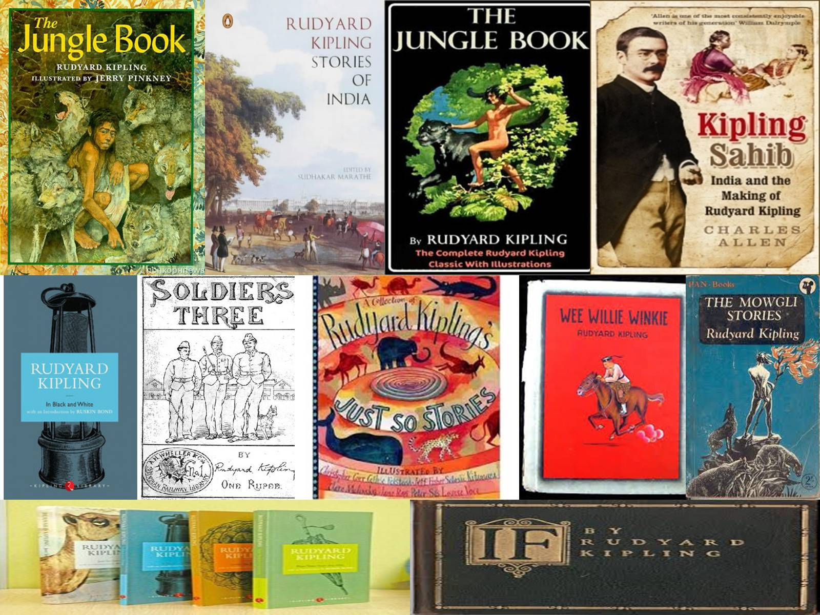 the life and books of rudyard kipling Complete order of rudyard kipling books in publication order and chronological order.