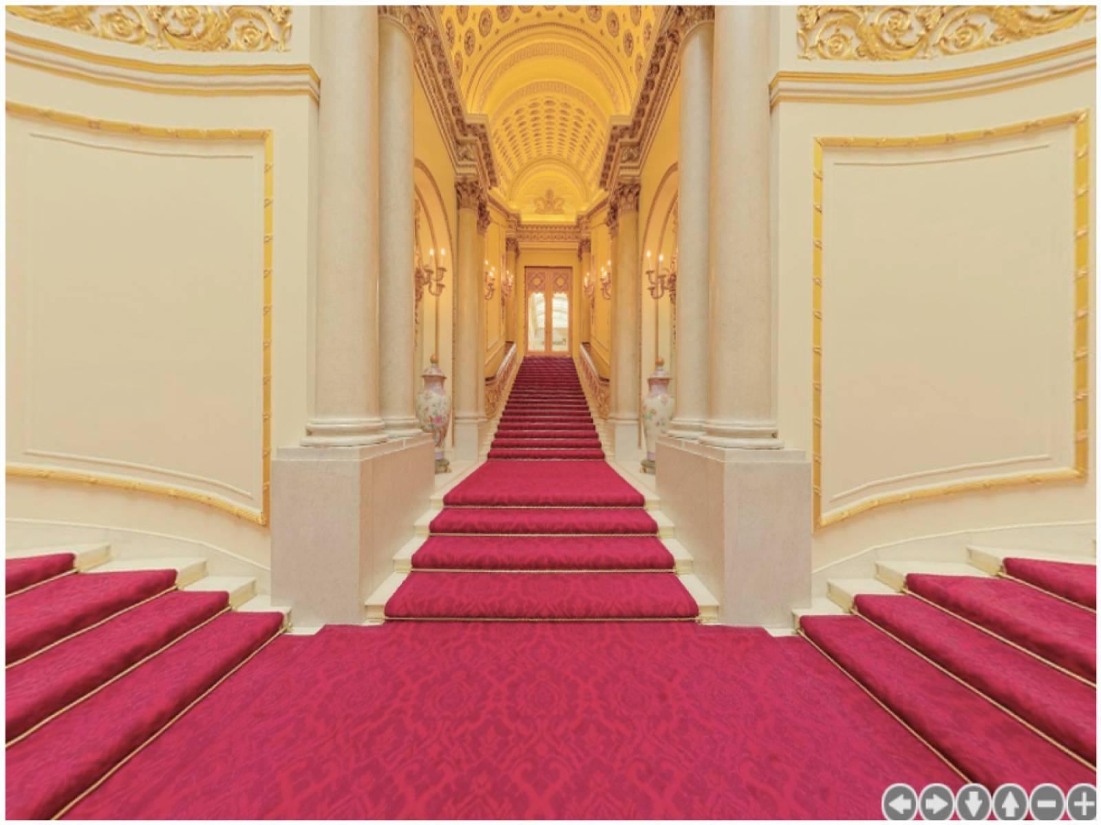 inside buckingham palace virtual tour - 899×595