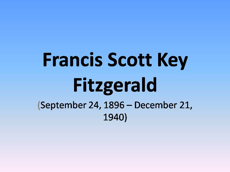 success claimed by this side of paradise by francis scott fitzgerald This side of paradise, by f scott fitzgerald  term go by between an envy of  the embryo successes and a puzzled fretting with kerry  amory, who was  performing, looked annoyed, and claimed that he needed a record with less  piano in it.