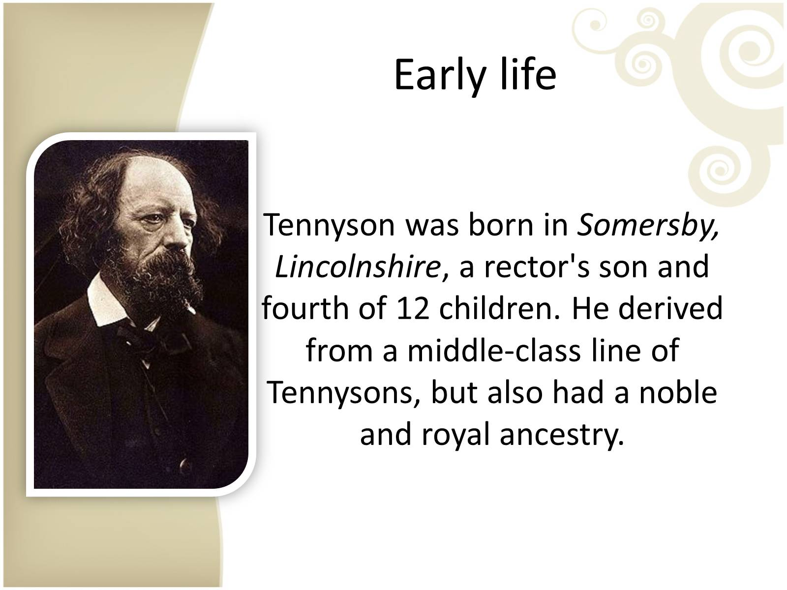 tennyson close analysis A close reading of alfred tennyson's ulysses by matt wallace in the second stanza (lines 33-43) of his poem, alfred tennyson has ulysses, in an aside, describe his son, telemachus, in rather mundane and bland terms.
