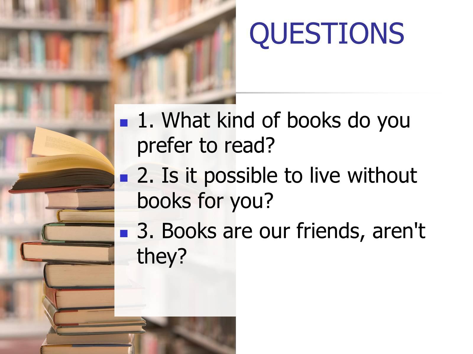 books i like to read essay