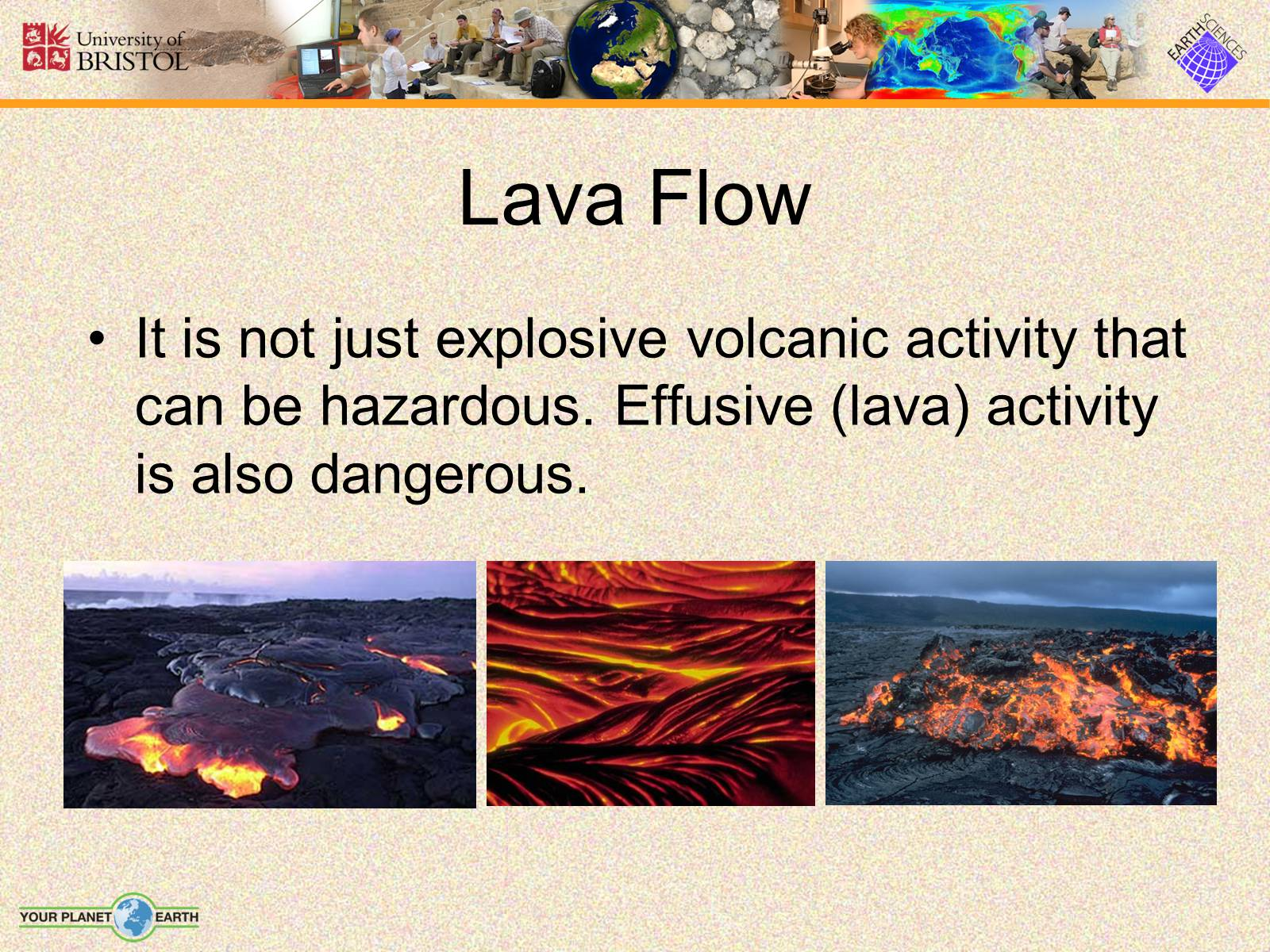 what makes a volcano hazardous