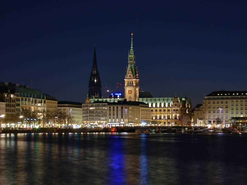 Гамбург — Википедия